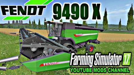 FENDT 9490 X SERIES V3.0