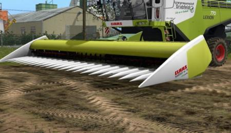 CLAAS SUNSPEED 16-70