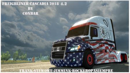 Freighliner Cascadia 2018