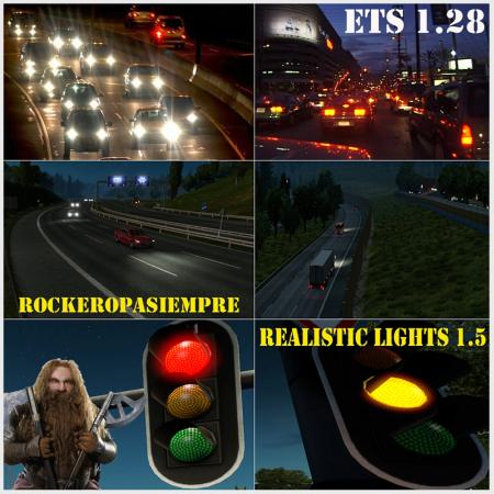 AI Realistic lights V 1.6