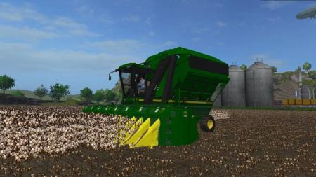 JOHN DEERE 9950 COTTON HARVESTER