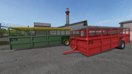 Richard Western Livestock Transporters v1.0.2
