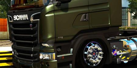 Scania Exclusive Wheels