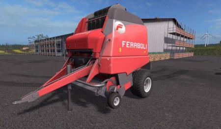 FERABOLI 265 V 1.0