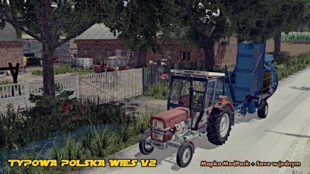 Typowa Polska Wieś v2