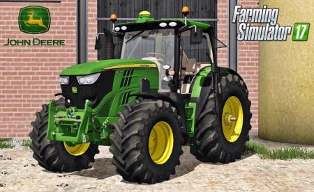 JOHN DEERE 6R FULL PACK