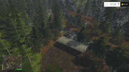 Rock and River Wood map v1.1