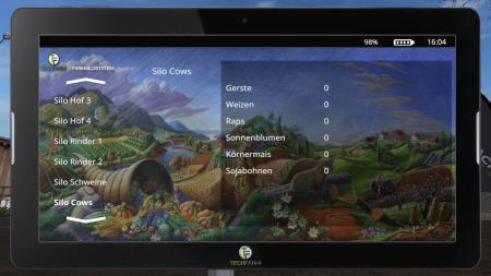 FarmingTablet - App: Farmsilosystem