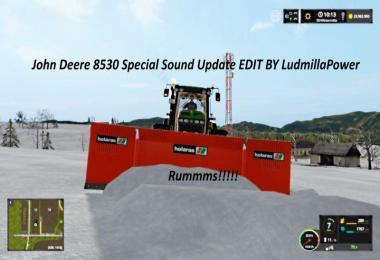 JOHN DEERE 8530 SOUND SPECIAL UPDATE BY LUDMILLA POWER