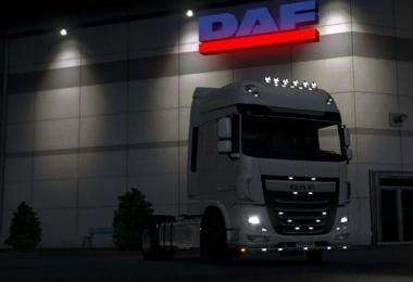 DAF XF 106 PANDA EDIT V1.05 1.28