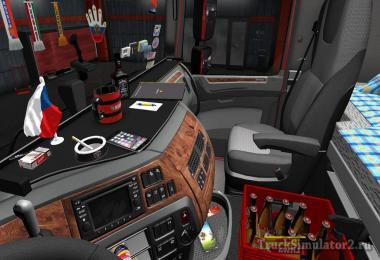 ADDONS DLC CABIN ACCESSORIES [UPD: 11.10.2017]