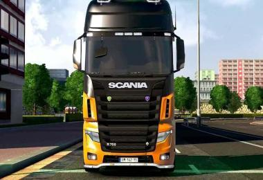 SCANIA R700 UPD 1.28.X