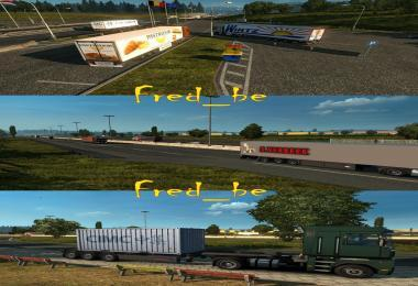 Painted Trailer Traffic by Fred_be V1.28