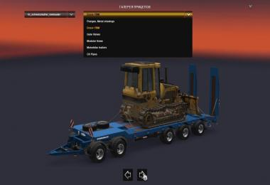 BIG PACK BDF TRAILERS V1.2