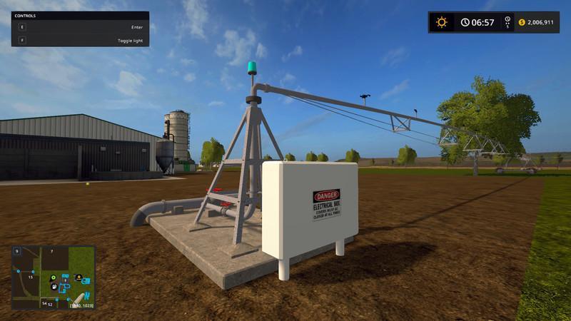 Pivot Irrigation 187 Gamesmods Net Fs19 Fs17 Ets 2 Mods
