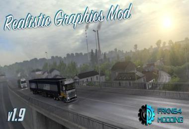 REALISTIC GRAPHICS MOD V1.9 1.28-1.29
