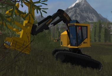 TIGERCAT 822C BUNCHER RELEASE V1.0
