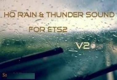 HQ RAIN & THUNDER V2.0