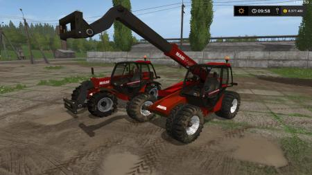 Manitou MLT731