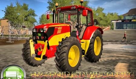 TFSG TRACTOR PINDER