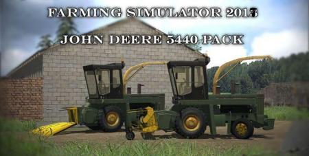 John Deere 5440