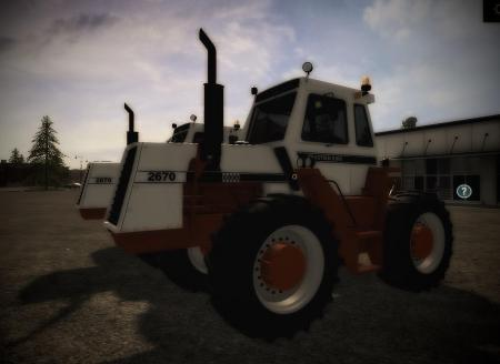 OLD IRON CASE 2670 TRACTOR V1.0