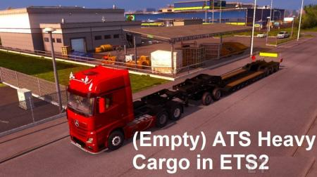 ATS Heavy Cargo in ETS2