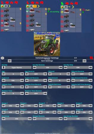 VehicleInspector V 1.35 Beta