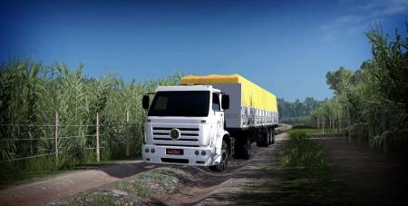 Eldorado Map FREE 1.6.9 for ETS2 1.28