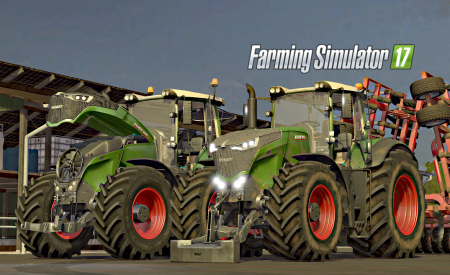 Fendt 1000 Vario Series V2 Full Edition