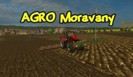 Agro Moravany V3 Edit by ZackCZ