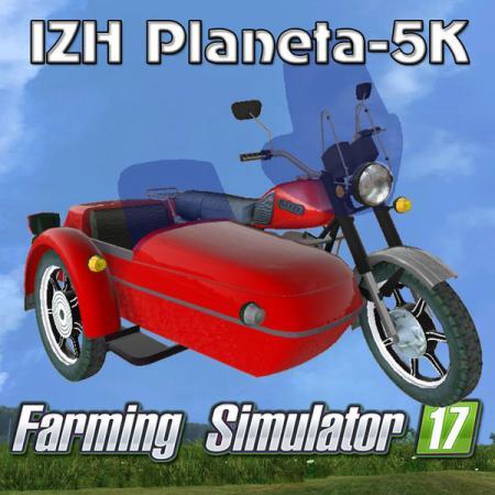 IZH Planeta-5K V 3.0.0.1 Beta