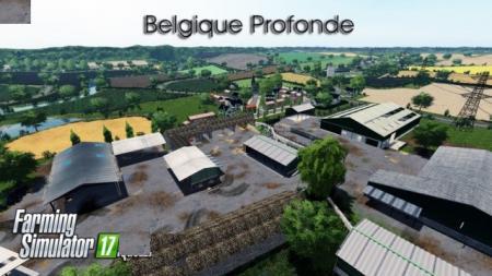 Belgique Profonde New v1.1 FS17
