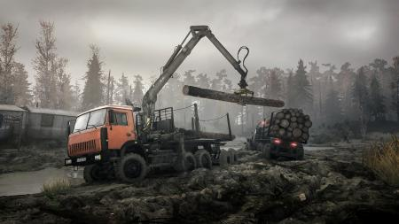 Spintires: MudRunner Technical Test