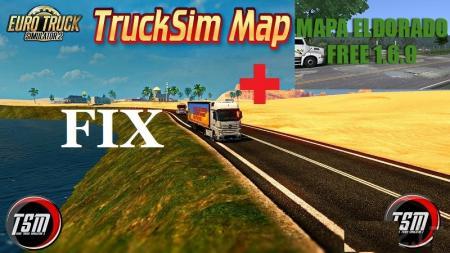 Fix TSM + Eldorado