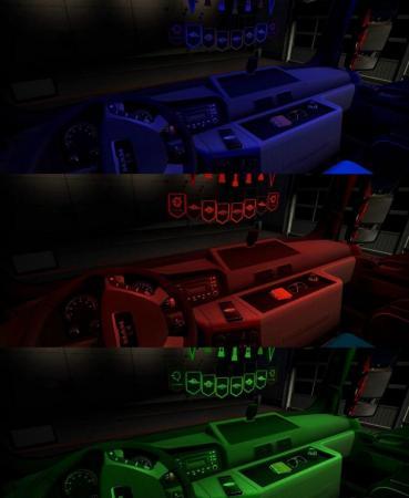 Interiors Light for all Trucks v 2.0