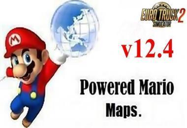 MARIO MAP V12.4