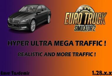 HYPER ULTRA MEGA TRAFFIC - REALISTIC AND MORE TRAFFIC