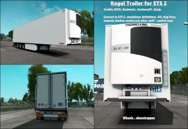 TRAILER KOGEL V1.28.X [UPDATE] 1.28.XS