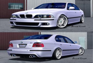 BMW M5 E39 BY BURAKTUNA24 UPDATE