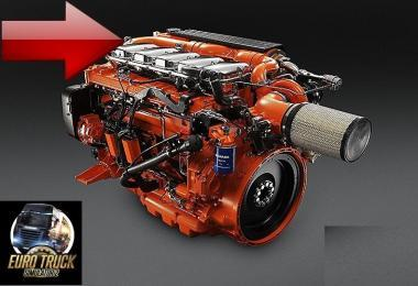 EXCLUSIVE ENGINE FOR ALL TRUCKS BY DANIYO 1.30.X