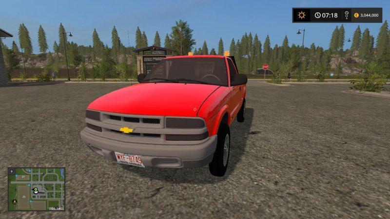 Chevy » GamesMods.net - FS19, FS17, ETS 2 mods