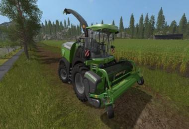 KRONE BIG X CUTTERS AS SPECIAL EDITION V1