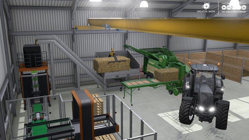 FARMING SIMULATOR 17 ADD-ON STRAW HARVEST » GamesMods net