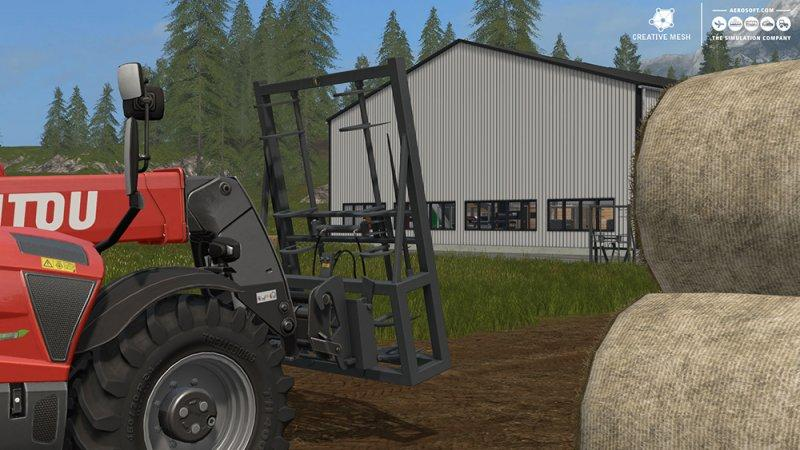 FARMING SIMULATOR 17 ADD-ON STRAW HARVEST » GamesMods net - FS19