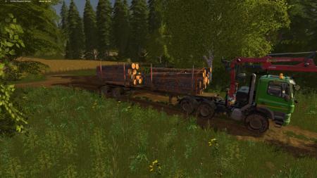 Tatra Forst LKW Pack (New Autoload) 1.0.0
