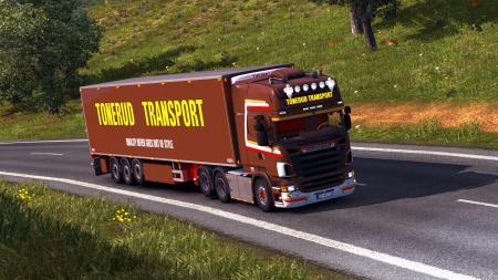 Scania R620 Tonerud