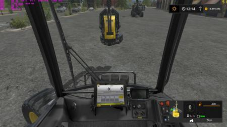 Excavators Tracks Position v1.0 mod