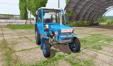 Zetor 5611 fixed edition