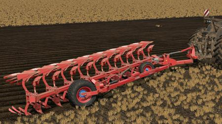 LEMKEN DIAMANT 12 RED EDITION